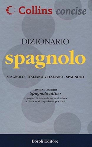 Dizionario spagnolo. Spagnolo-italiano, italiano-spagnolo. Ediz. bilingue