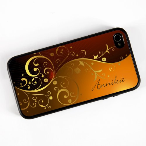 privatewear iPhone 4 (s) Case mit Name: Annika