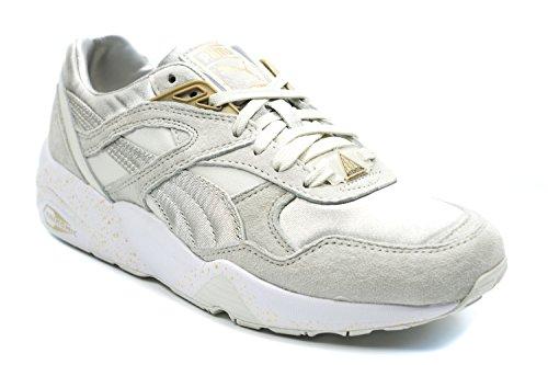 Femminile Puma R698 Moda Grigio Tech Sneakers X1Xfq