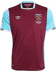 West Ham Home Junior Fußball Shirt 2016/17