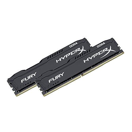 HyperX HX426C15FBK2/16 16GB kit (2x8GB) 2666MHz 1.2V, 288-pin DDR4 Non-ECC CL15 DIMM (Skylake ready) - 2