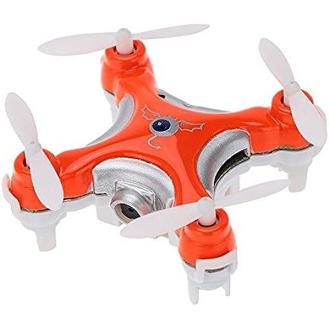 GoolRC CX - Mini drone con fotocamera, quadricottero, con camera HD, giroscopio a 6 assi, 2,4 G, risoluzione 0,3 MP