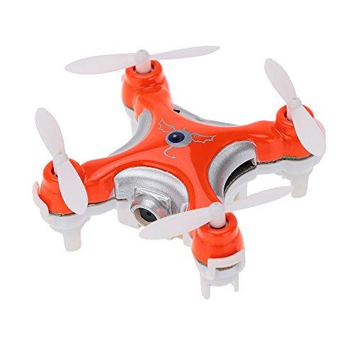 Cheerson CX-10C 6-Axis Gyro RTF Mini Drone Con cámara de 0.3MP con vendaje de la batería RC