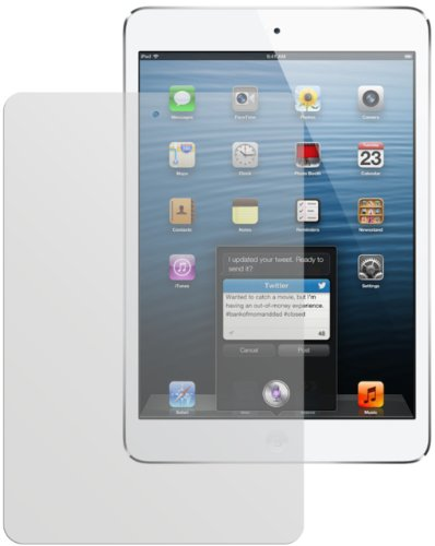 dipos I 3X Schutzfolie matt passend für Apple iPad Mini 4 Folie Displayschutzfolie