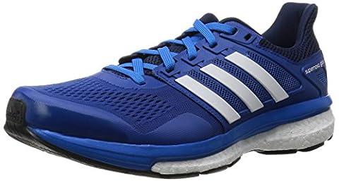 adidas Performance Herren Supernova Glide 8 Laufschuhe, Blau (Eqt Blue S16/Ftwr White/Collegiate Navy), 40 2/3