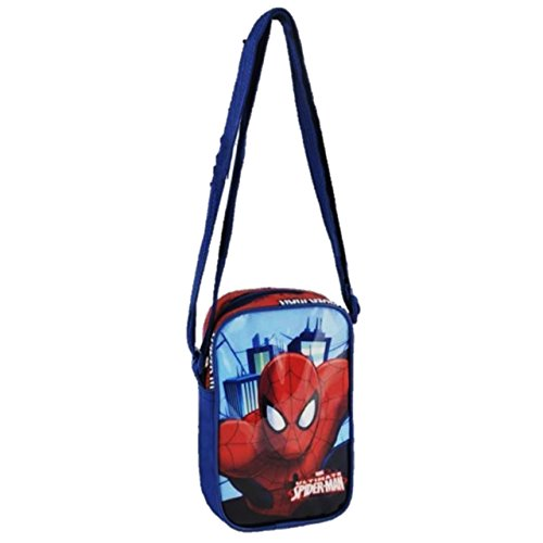 Spider-Man, Sac Bleu Blu
