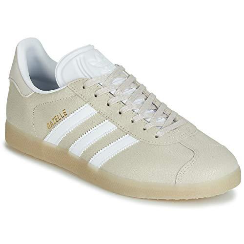 adidas Originals Gazelle W Sneaker Damen Beige - 38 2/3 - Sneaker Low