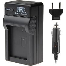 Premium Tech Professional Travel Battery Charger for Nikon EN-EL15 Battery