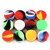 5ml Silikon Container Gläser Öl Wachs Antihalft Mehrfarbig Küche Lagerung Gummi