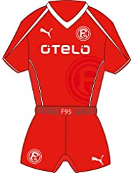 Fortuna Düsseldorf 3er Set Lufterfrischer [rot]