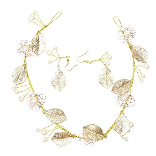 fenical-gold-blatt-tiara-ohrringe-hochzeit-braut-dekor