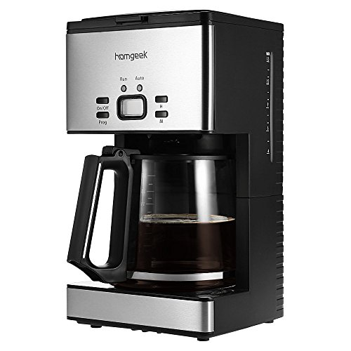 homgeek-coffee-maker-machine-18l-capacity-programmable-automatic-coffemaker-with-clock-and-timer-set