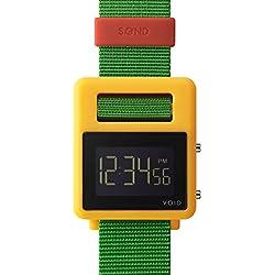 VOID Watch - SOND - Yellow, Green, Red