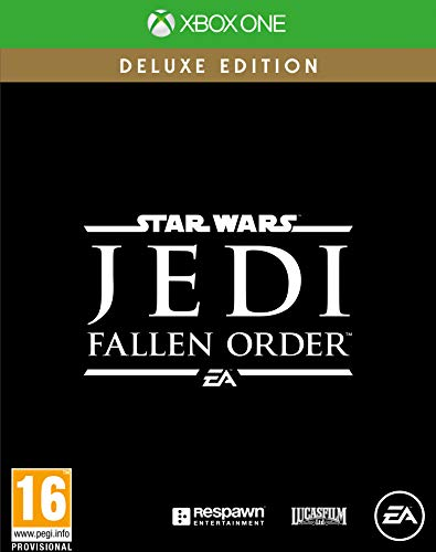 Star Wars Jedi: Fallen Order - Deluxe Edition (Xbox One) Best Price and Cheapest