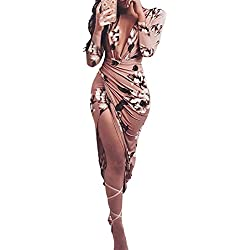 Vestidos de Mujer, Zolimx Vestido Verano 2018 Hombro Frío Casual Ajustados T-Shirt Vestido Coctel Fiesta Corto Dress Mini Solid Playa Falda Elegantes en Oferta Baratos