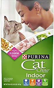 Purina Cat Chow Indoor Dry Food Pouch 1.42kg