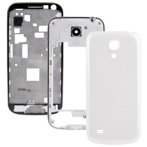TOTTA Replacement Housing Back Body panel for Samsung Galaxy S4 Mini i9190 - White