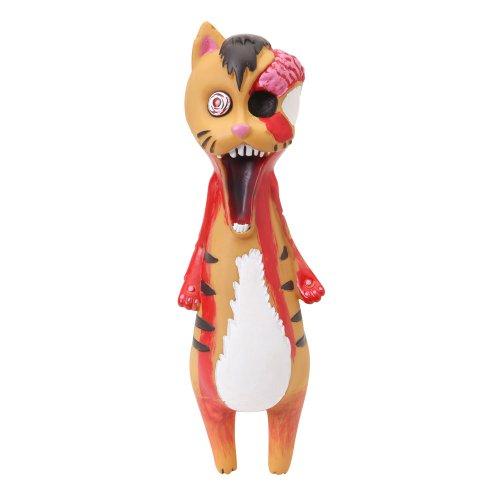 Dogit Vinyl-Zombie Katze, 27 (Zombie Hund)