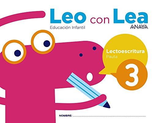 Leo con Lea 3 Pauta