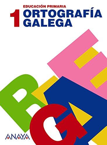 Ortografía galega 1. - 9788466785129