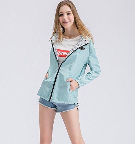 Xing Lin Camicetta Da Donna La Molla Nuova Donna Primavera Nuovo Abbigliamento Donna Su Entrambi I Lati Liberi Di Grandi Dimensioni Da Donna Con Cappuccio L