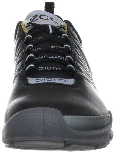 Ecco BIOM TRAINER L 80150354190, Chaussures de randonnée femme Titanium Metallic/Black (TITANIUM METALLIC/BLACK57050)
