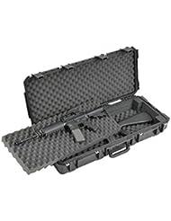 SKB Short - Funda rígida para rifles de caza, color negro, talla N/A