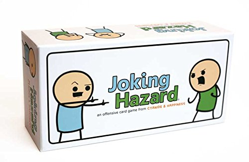 Preisvergleich Produktbild Joking Hazard by Joking Hazard LLC