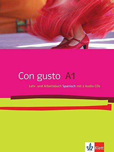 Preisvergleich Produktbild Con gusto A1: Lehr- und Arbeitsbuch + 2 Audio-CDs