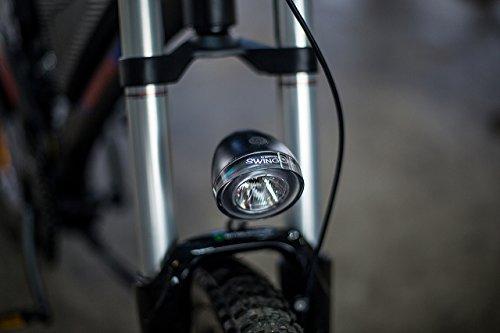 500W Hub MotoreBike 26x.2.0 Forgo Zoom Gabel 11,6AH Lithiun Battery + LCD Display E-Bike Elektrisches Fahrrad 26 Zoll