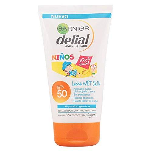 Delial Kids Wet Skin Milk Spf50 150ml