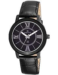 Maxima Attivo Analog Black Dial Men's Watch - 25692LMGB