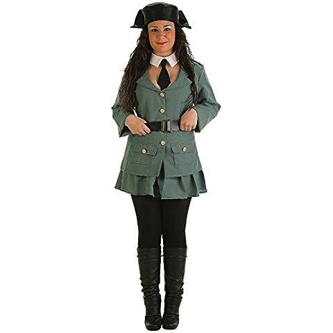 Llopis  - Disfraz adulto guardia civil mujer