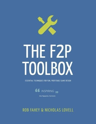 The F2P Toolbox by Nicholas Lovell (2014-07-22)