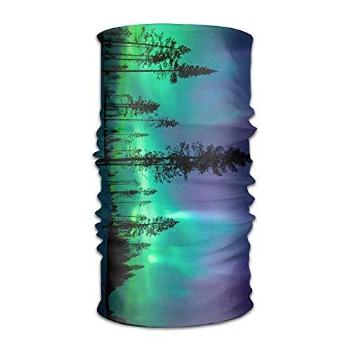 Moisture Light Shampoo (VTXWL Men Women Northern Lights Aurora Borealis Daily Headscarf UV Protection Microfiber Sports Headwear Bandanas Sun Mask Multifunctional Headband Cycling Running Magic Scarf Outdoors)