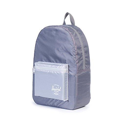Herschel 10011-00001  Pop Quiz Backpack Rucksack, 1 Liter, Schwarz/Tan Grey/Lunar Rock