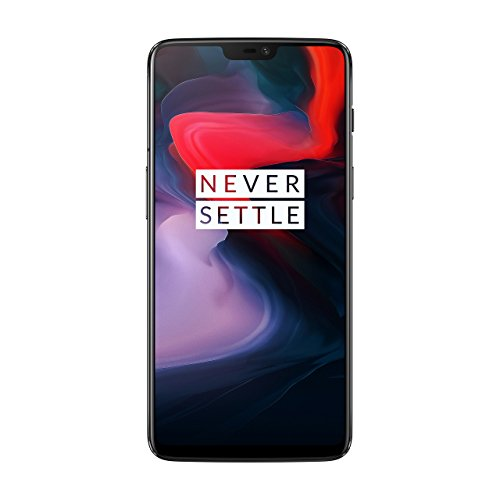 OnePlus 6 128GB Midnight Black