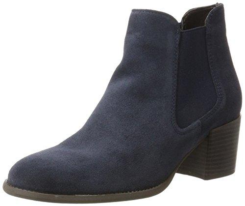 Tamaris Damen 25381 Chelsea Boots, Blau (Navy), 40 EU