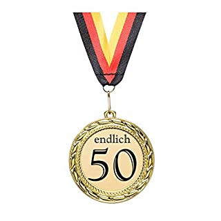 andSmile Orden / Medaille endlich 50