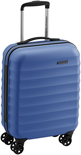American Tourister Palm Valley Spinner 55/20 Bagaglio a mano, 40 cm, 32 L, Blu (Blu)