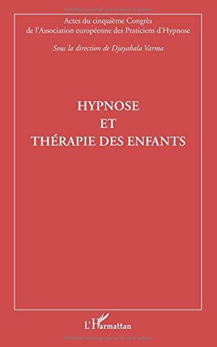 Hypnose et thérapie des enfants