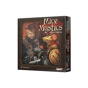 Asmodee- Mice & Mystics, PHMM01FR, Juego Cooperativo
