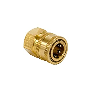 AR North America 5303 Brass 3/8F Quick Connect Kit