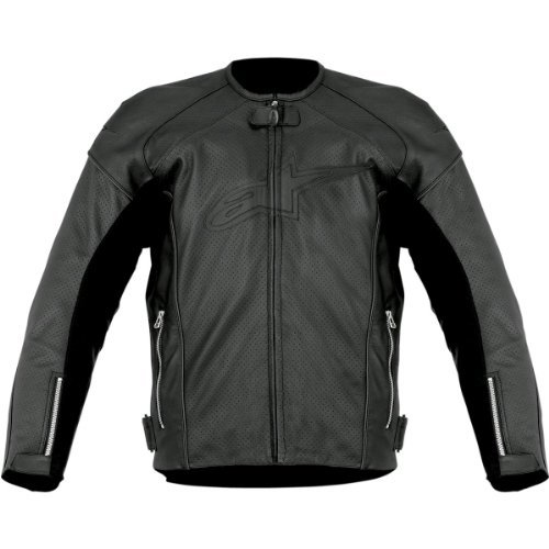 alpinestars-tz-1-reload-perforated-leather-mens-riding-jacket-black-size-50-by-alpinestars