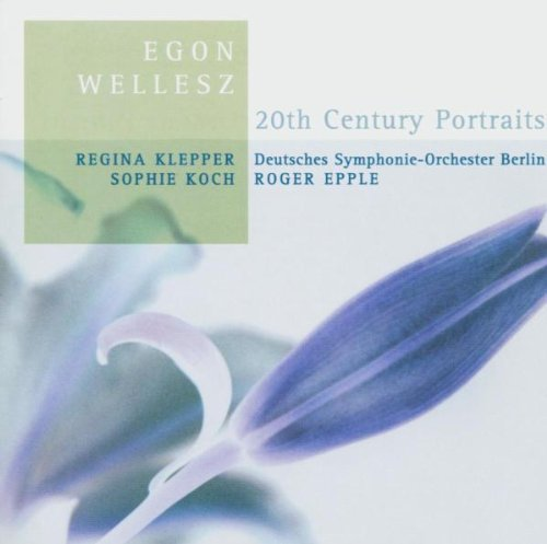 20th Century Portraits - Egon Wellesz