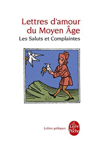 Lettres d'amour du Moyen Age par Anonymes