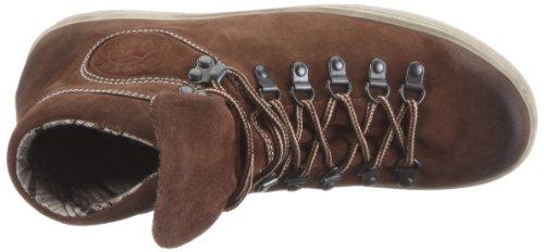 CAFéNOIR KB603, Chaussures Marche nordique homme Marron-TR-I1-57