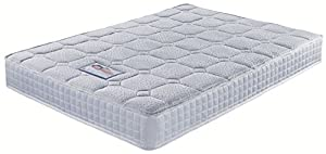 Birlea Luxor 4ft Small Double Multi-Pocket Sprung Mattress