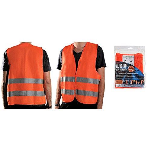 Saife 260924 Vest Haute visibilité homologué