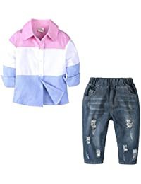e845df969fd9 Amazon.co.uk  Last 3 months - Outfits   Clothing Sets   Baby Boys 0 ...